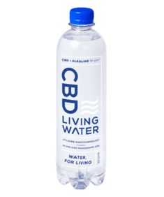 CBD Living Water - CBD Men's Lifestyle