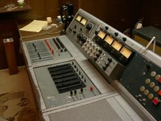 motown mixing board