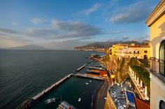 The best Sorrento view is only at Bellevue Syrene...