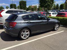 BMW - F20 116d M Sport