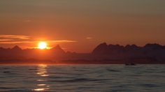 sunset-east-greenland