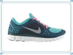 Nike 'Free Run 3' Sneaker (Baby, Walker, Toddler & Little Kid) | Nordstrom - Cute shoes for when baby girl can walk!