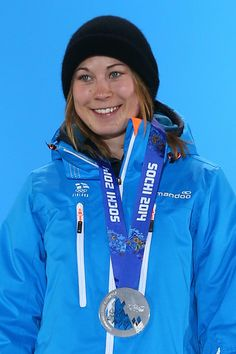 Enni Rukajärvi (Finland) | Winner of Silver Medal for Snowboarding (women's slopestyle)