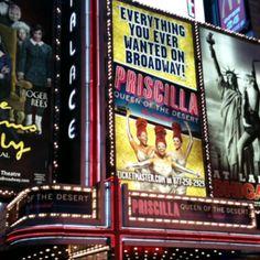 #Priscilla: Queen of the Desert, on BROADWAY