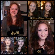 Make over Lotte by Golden Shine Visagie Driebergen-Rijsenburg. Www.goldenshinevisagie.nl