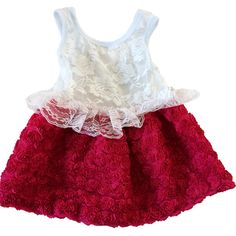 Find More Dresses Information about 2016 Spring Kids Clothing Hot Pink Small Rose Valentine White Lace Valentines Party Dress Clothes Floral Valentine GIrls Dress,High Quality dresses for graduation for kids,China dress job Suppliers, Cheap dresse from kaiya angel clothing factory on Aliexpress.com