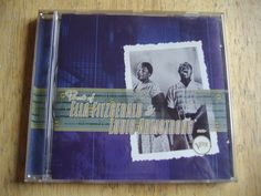 The Best Ella Fitzgerald & Louis Armstrong On Verve Cd