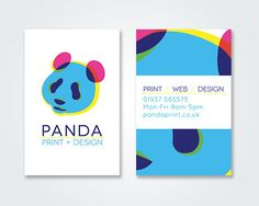 Identity and stationery for a fictional printers