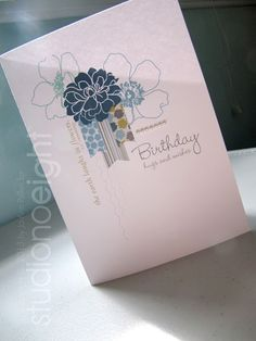 studiono8: CARD CREATING - My Digital Studio (MDS) from Stampin' Up!