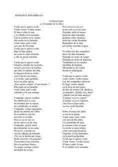 "Federico Garcia Lorca - ""Romance Sonambulo"" Romance, Lus, Word Porn, Quotations, Me Quotes, Literature, Spanish, Poems, Sayings"