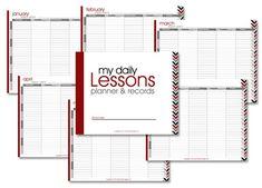 Lesson Planner - Arrows