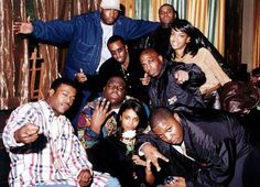 Remember Ice and Darlene Hip Hop And R&b, Hip Hop Rap, 90s Culture, Christopher George, Puff Daddy, Music Pics, Hip Hop Artists, Mafia, Bad Boys