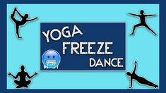 Yoga Games, Dance Games, Pe Games, Gym Games For Kids, Yoga For Kids, Exercise For Kids, Elementary Physical Education, Elementary Pe, Music Education