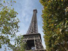 Paris in springtime.