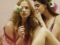 Enter the world of botanical heirloom art with Hermione de Paula. Bridal couture wedding dresses, personalised statement veils, bespoke robes and accessories collide in the unique world of HdeP Honeymoon Lingerie, Bridal Lingerie, London Bride, Hermione, Urban Chic, Couture, Dress Outfits, Bespoke, Wedding Dresses