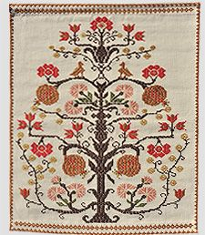 'Melograno' ('Pomegranate') Tapestry