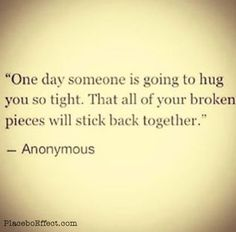 Be that person for your friends and family members. #PlaceboEffect #Quote #Hugs