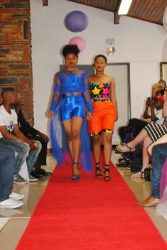 African Wedding Attire, Fashion Show, Style, Swag, Outfits