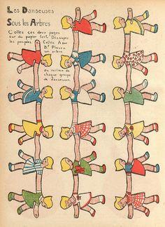 Quien de ustedes no hizo estos muñequitos ?. Yo por supuesto que sí, los dibujaba, pero no estoy muy segura de haberlos pintado. Los de nuestra generación nos entreteníamos sobre la base de la creatividad. Eso era muy bueno!!! ,porque no nos compraban muchos juguetes. Tener televisión en blanco y negro era un lujo.que lástima, que no siga siéndolo........