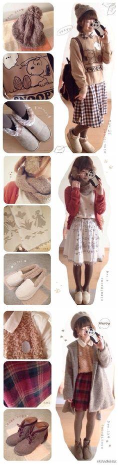 GetJoys - 娛樂分享區 - 日本一個身高152cm妹紙的日常裝扮技巧,萌妹紙們可以參考一下。