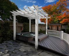 Find New England Arbors Liberty Pergola online. Shop the latest collection of New England Arbors Liberty Pergola from the popular stores - all in one Diy Pergola, Pergola Canopy, Cheap Pergola, Outdoor Pergola, Wooden Pergola, Pergola Shade, Backyard Patio, Pergola Ideas, Pergola Roof