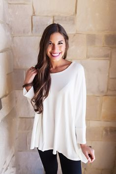 Thermal Dolman- Ivory - Dottie Couture Boutique