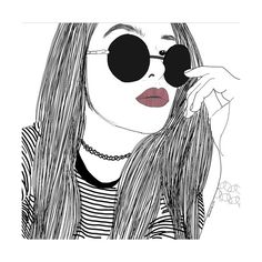 outlines ❤ liked on Polyvore featuring fillers, drawings, doodle, quotes, outline and scribble