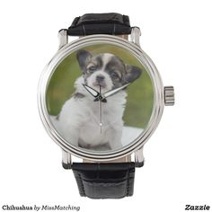 Chihuahua Wrist Watch