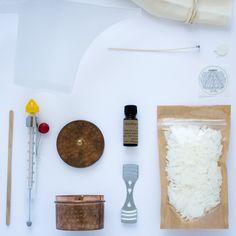 Mini Boho Candle Making Kit! #DIYsoycandles #soy #candles #candlemaking #Candlemakingsupplies #candlesupplies #Craftycandlesupplies #howtomakesoycandles #homemade #handmade #DIY