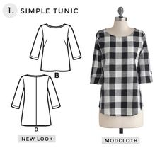 I was looking through one of my Pinterest boards  the other day and noticed quite a trend -  I am in love with black and white gingham thi...