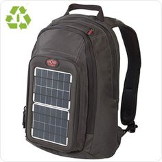 Buy: Voltaic Systems 1013 Converter Solar Backpack for Short Trips - Solar Power Charger and mAh Battery - For Handheld Electronics - Charcoal (cp) MFR: Type: Solar Power Kit Survival Backpack, Survival Gear, Survival Guide, Survival Skills, Technology Gadgets, Tech Gadgets, Solar Charger, Solar Power System, Bug Out Bag