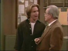 bahahaha the Feeny call :)