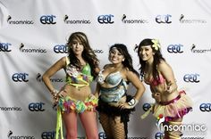 EDC:Vegas Costume Contest Day 1