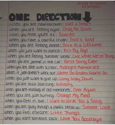 A guide to life with one direction One Direction Memes, One Direction Lyrics, One Direction Wallpaper, One Direction Pictures, I Love One Direction, Music Lyrics, Music Songs, 5sos Lyrics, Lyric Art
