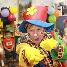 #mykarnavalpeople Наша покупательница Светлана на детском празднике #мойкарнавал #клоун #карнавал #праздник #детскийпраздник
