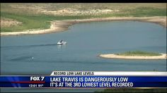 Lake Travis hits record-low water levels - http://austin.citylocalbuzz.com/lake-travis-hits-record-low-water-levels/