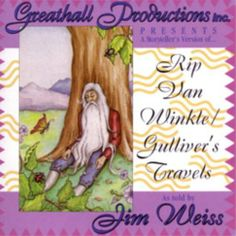 Rip Van Winkle/Gulliver's Travels  #Greathall_Productions #Book