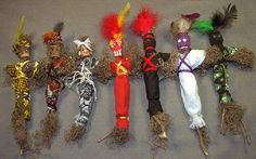 La Bambola Voodoo | Antica Stregoneria