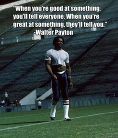 Your Morning Shot: Walter Payton