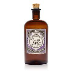 Monkey 47 Schwarzwald Dry Gin 0,5L (47% Vol.) - Urban Drinks EUR 29,90