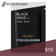 4-Blackhead Remover Purify Gel Mud Mask Usage:  - Dry the cleansed area and apply the masque on desired area (avoid eyebrow, eyes, and lips).  - Peel it off after 20-30 minutes.  - To achieve better results, apply toner so as to tighten and cleanse the pores thoroughly.   Package include: 4 pcs. Makeup