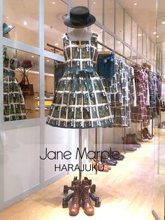 Jane Marple Dans le Salon