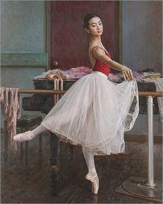bailarina com leque - Pesquisa Google