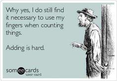 I still do...