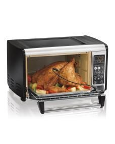 Hamilton Beach 31230 Set & Forget Toaster Oven with Convection Cooking - http://besttoasters.bgmao.com/hamilton-beach-31230-set-forget-toaster-oven-with-convection-cooking