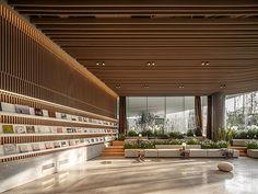 「大理·拾叁月」丨城市记忆再创作,打造文旅新IP - 原创作品 - 站酷(ZCOOL) Library Room, Phuket, Arch, Indoor, Wall, Furniture, Dental, Home Decor, Interiors