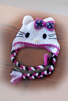 1000+ images about Crochet Obsessed Hello Kitty! on ...