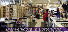 Bottonificio - Artículos de mercería, botones, accesorios, lanas, galones bordados, danzas