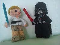 HOSHILANDIA: Luke Skywalker!