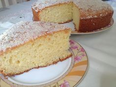 Vanilla Cake, Banana Bread, Desserts, Food, Girls, Nature, Yogurt Cups, Sugar Cake, Cooking Recipes